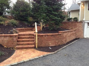 Engineering and Design: New retaining wall